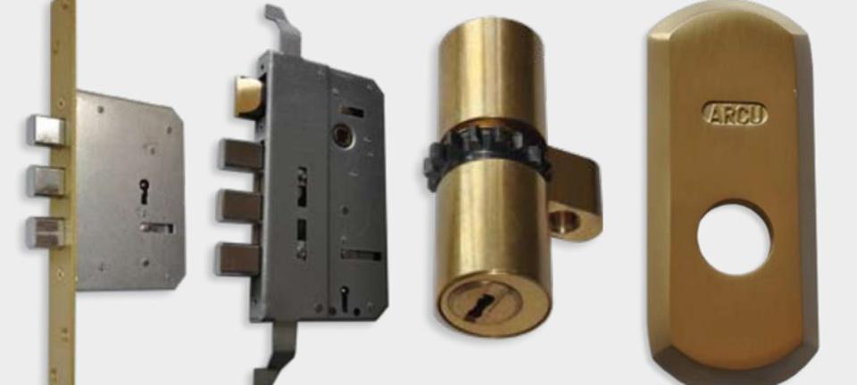 Entornos en los que puedes instalar tus cerraduras Arcu
