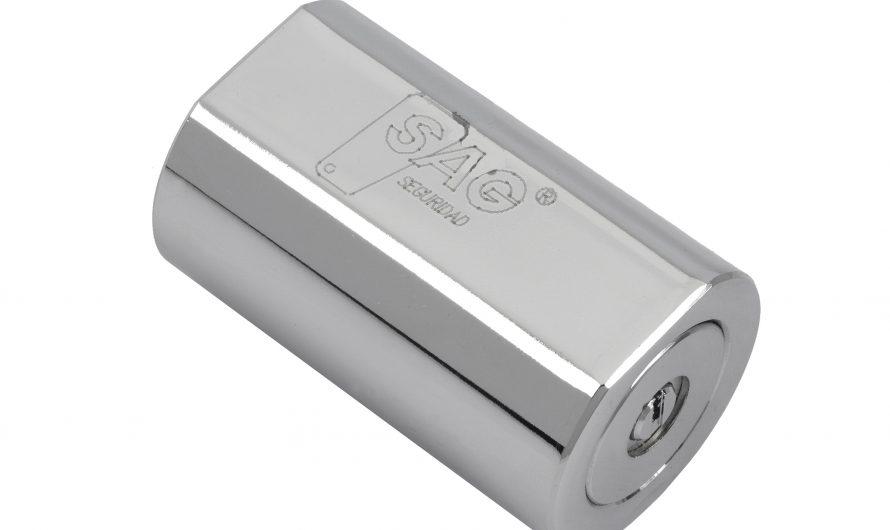 Conoce el candado de seguridad Sag BB3 para persianas metálicas