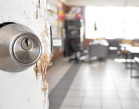 ¿Cómo saber si una cerradura presenta daños?